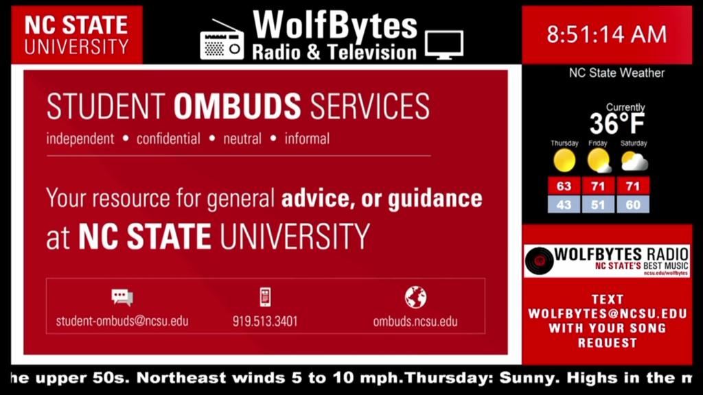 WolfBytes Television Screen Shot